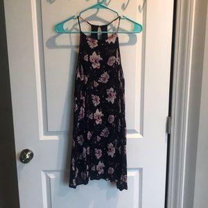Short flowy dress by LuLu's
